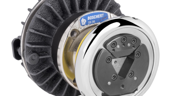 FLW 22-30 VT6 Safety Chuck with ESB Brake